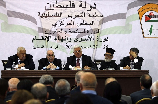 a report on the palestinian liberation organization