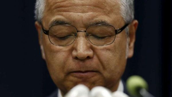Japan's economy minister quits over bribery scandal