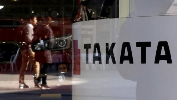 7 automakers add 4.4M vehicles to Takata recall