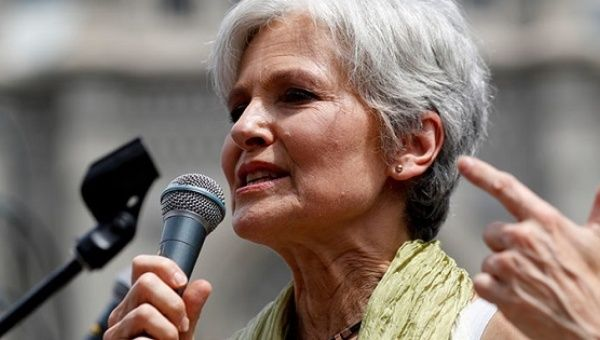 Former Sanders backers abandon effort to promote Stein