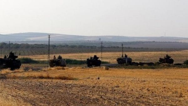 Turkey-backed Syrian rebels aim for Manbij