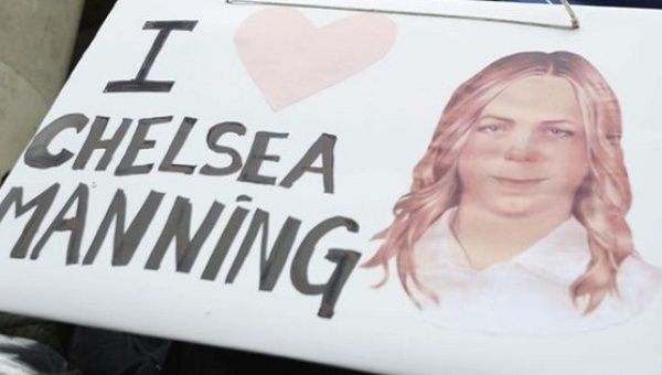 Manning hunger strikes to protest treatment