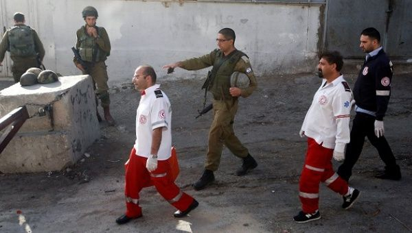 Israelis kill two Palestinians over knife attacks