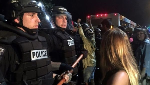 Man shot, killed amid more protests in Charlotte, NC