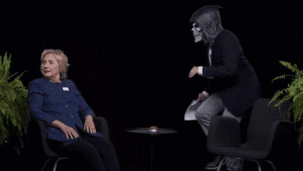 Between Two Ferns With Zach Galifianakis: Hillary Clinton