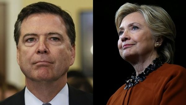 No change in conclusion on Clinton emails — Federal Bureau of Investigation director