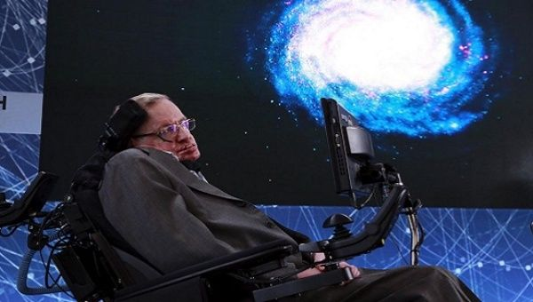 Stephen Hawking just gave humanity a due date for finding another planet