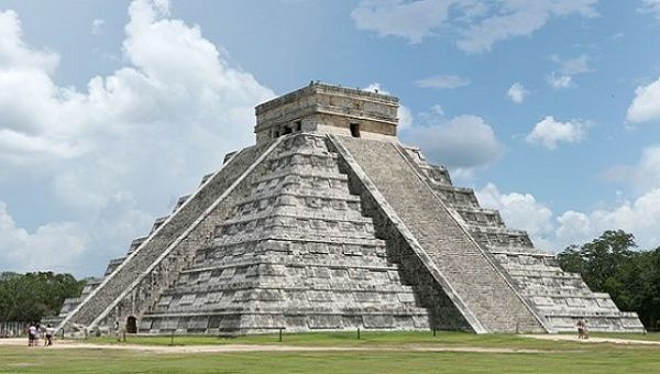 Kukulkan Pyramid Built Like 'Russian Nesting Doll'