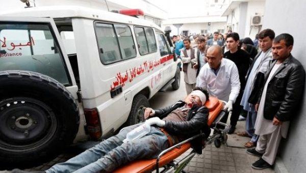 8 dead, 17 injured in Kabul mosque blast