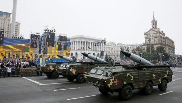 Ukraine starts missile tests over Black Sea despite Russia's concerns