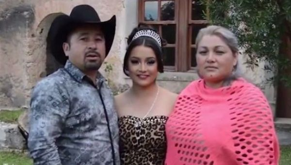 After dad posts invite, 1 million people RSVP to girl's quinceañera