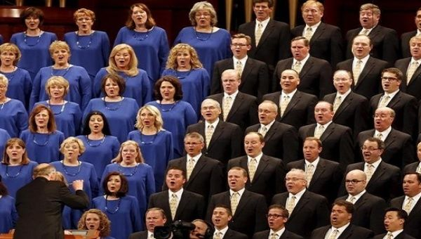 Mormon Tabernacle Choir Will Perform At Trump's Inauguration, Despite Controversies