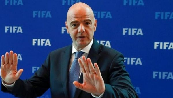 Federation Internationale de Football Association approves World Cup expansion to 48 teams