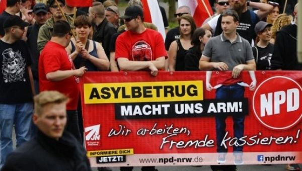 Holocaust Denying Far-Right Party No Threat to German Democracy: Court
