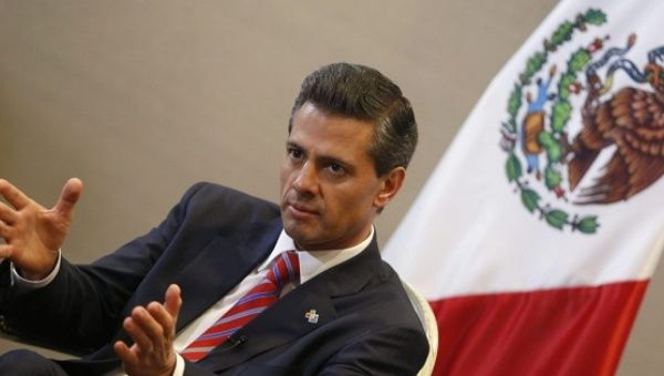 Mexico's President Pena Nieto calls off meeting with US President Trump