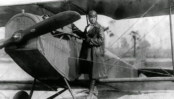 Happy Birthday to trailblazer Bessie Coleman