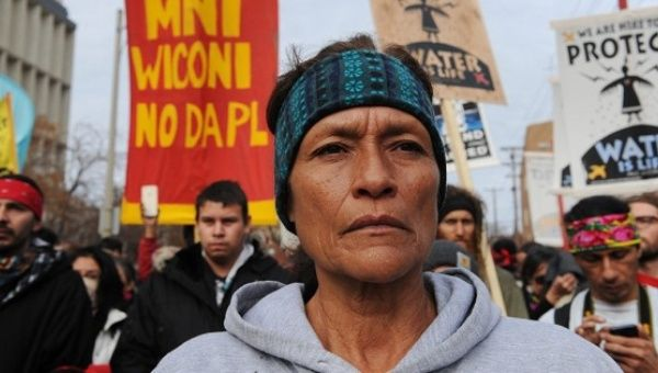 """After Trump Executive Order, Army Clears Way for Dakota Pipeline"""""""