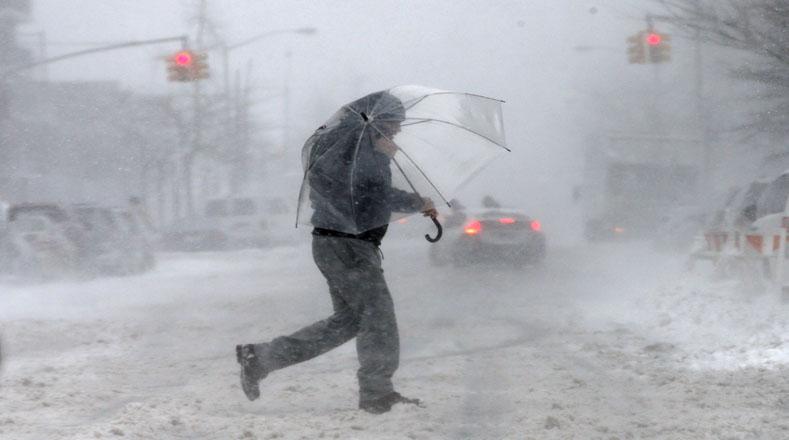 Avianca cancela vuelos desde y hacia Nueva York por tormenta