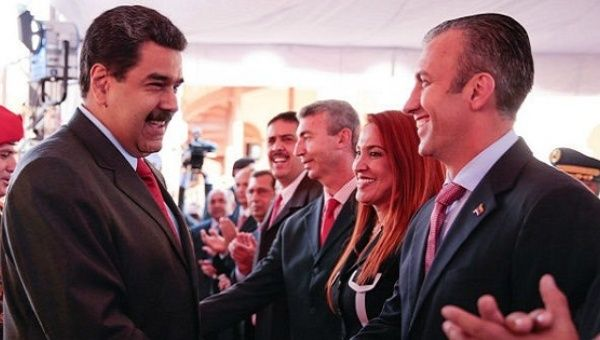 U.S.  sanctions Venezuelan vice president over drug trafficking