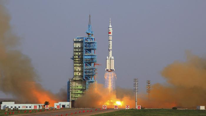 China desarrolla nave espacial avanzada que llegará a la Luna