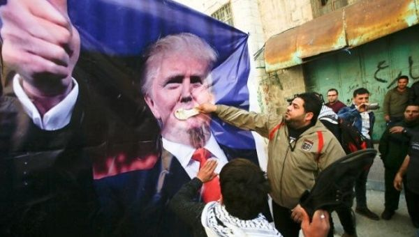 Trump invites Palestinian leader Abbas to White House