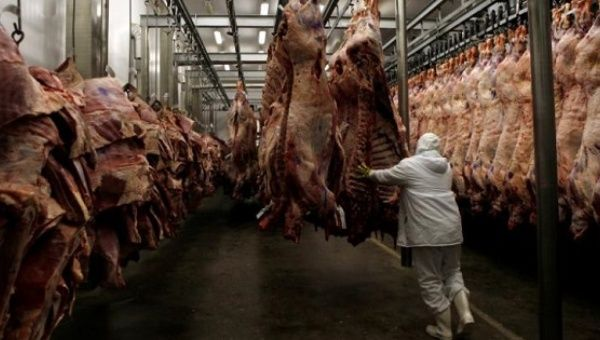 Brazil meatpackers accused of selling 'rotten' beef, chicken