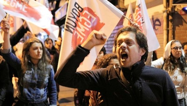 Erdogan hints at referendum on Turkey's European Union  accession