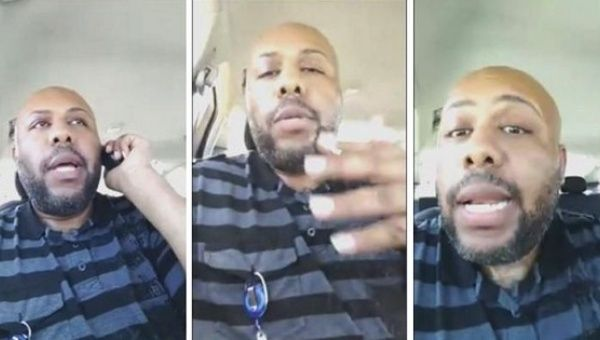 Facebook Murder Suspect Has 'Shot And Killed Himself,' Police Say