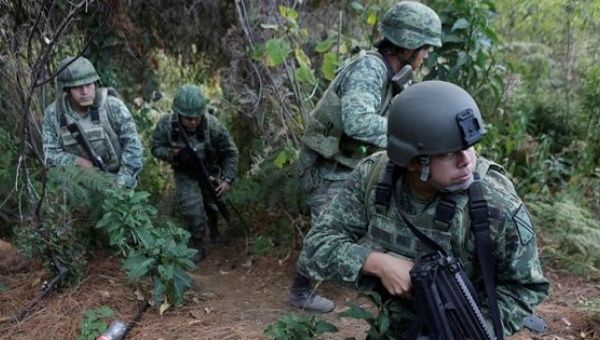 Mexico more deadly than Iraq, Afghanistan