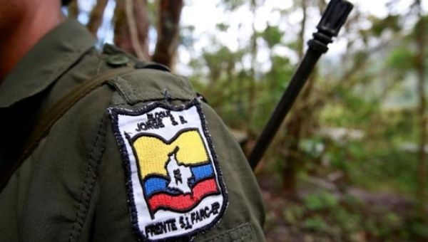 First group of Colombia FARC rebels complete disarmament, UN says