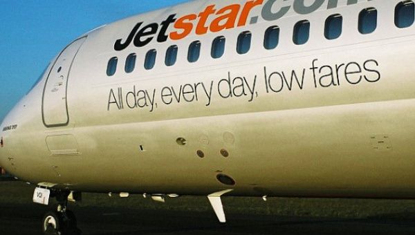 Jetstar to charge for babies on flights