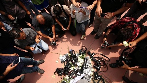 Periodistas de Perú se solidarizan con colegas mexicanos