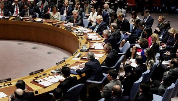 UN Security Council condemns N. Korea missile test, vows sanctions