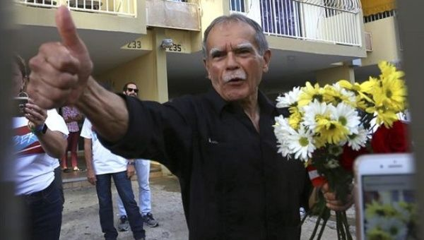 Puerto Rico militant being freed from custody after 36 years