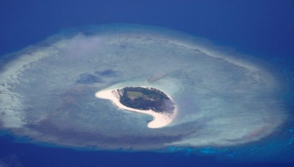 Progress made on draft of South China Sea code of conduct