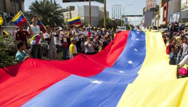 Trump says Venezuela crisis a 'disgrace to humanity'