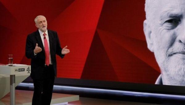 Theresa May hits back at 'blowhard' criticism from Jeremy Paxman