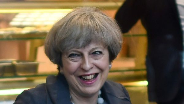 UK's May would change rights laws to curb terrorism