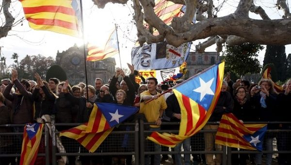 Catalonia to hold referendum on independence from Spain in October