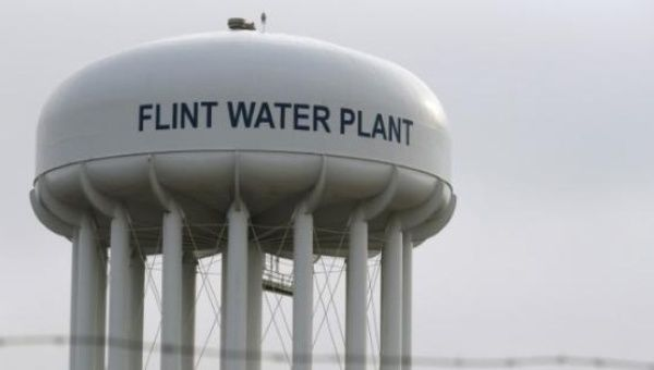 MI health department head charged with involuntary manslaughter over Flint water crisis