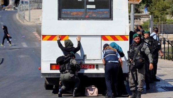 Palestinian Terrorists Reject ISIS Claim On Jerusalem Police Attack