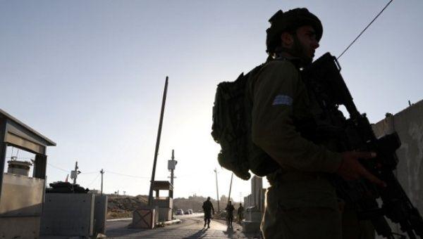 Israeli West Bank barrier