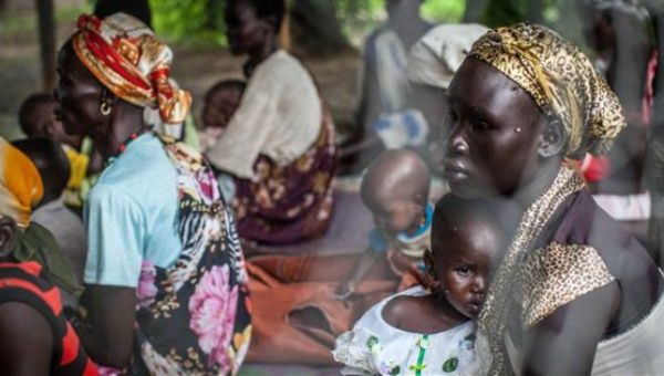 More South Sudanese go hungry but worst of famine eases