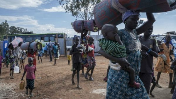 Record 65 million people displaced in 2016