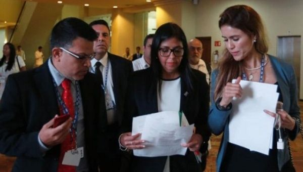 Venezuela will not recognize result of OAS meeting: minister