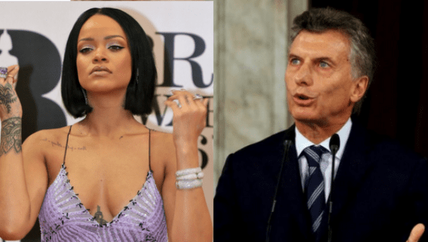 Queen Rihanna just tweeted world leaders about funding education