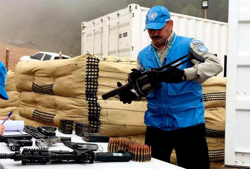 No le fallamos a Colombia, hoy dejamos las armas: Rodrigo Londoño