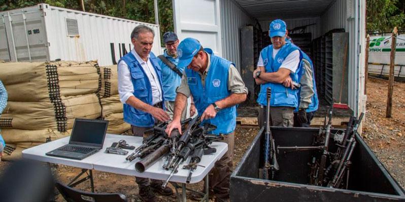 ¡Histórico! FARC entregan armas, tras 53 años de conflicto