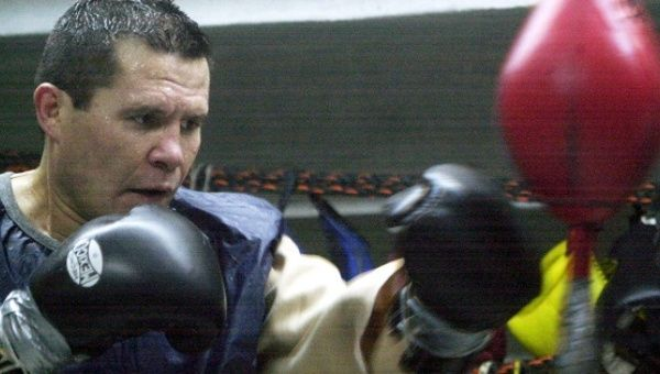 Brother of boxer Julio Cesar Chavez slain in home in Mexico