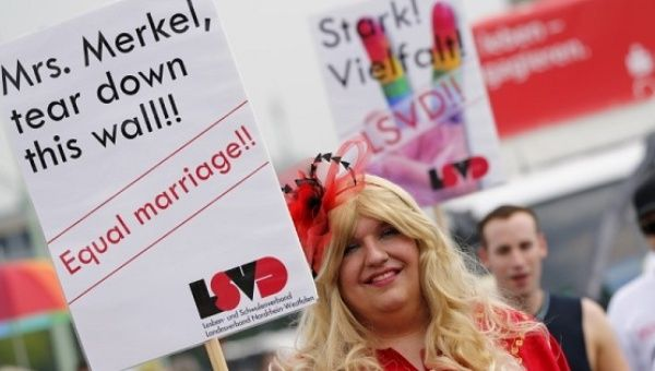 Germany May Vote on Marriage Equality